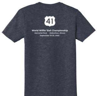2020 Shirt Back